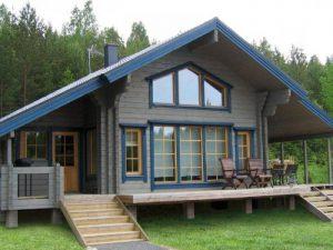 Дерев'яний будинки