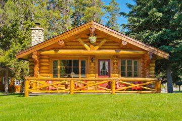 Дерев`ян будинки