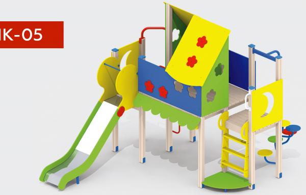 Дитячий ігровий комплекс DIK-05