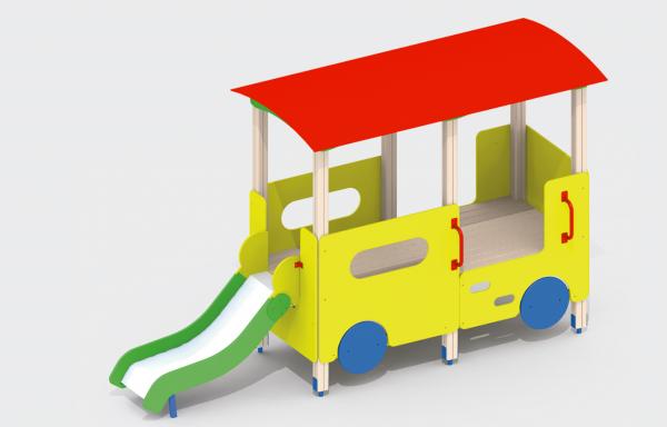 Гірка трамвай GM-02